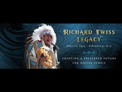 Richard Twiss Memorial March 10, 2013