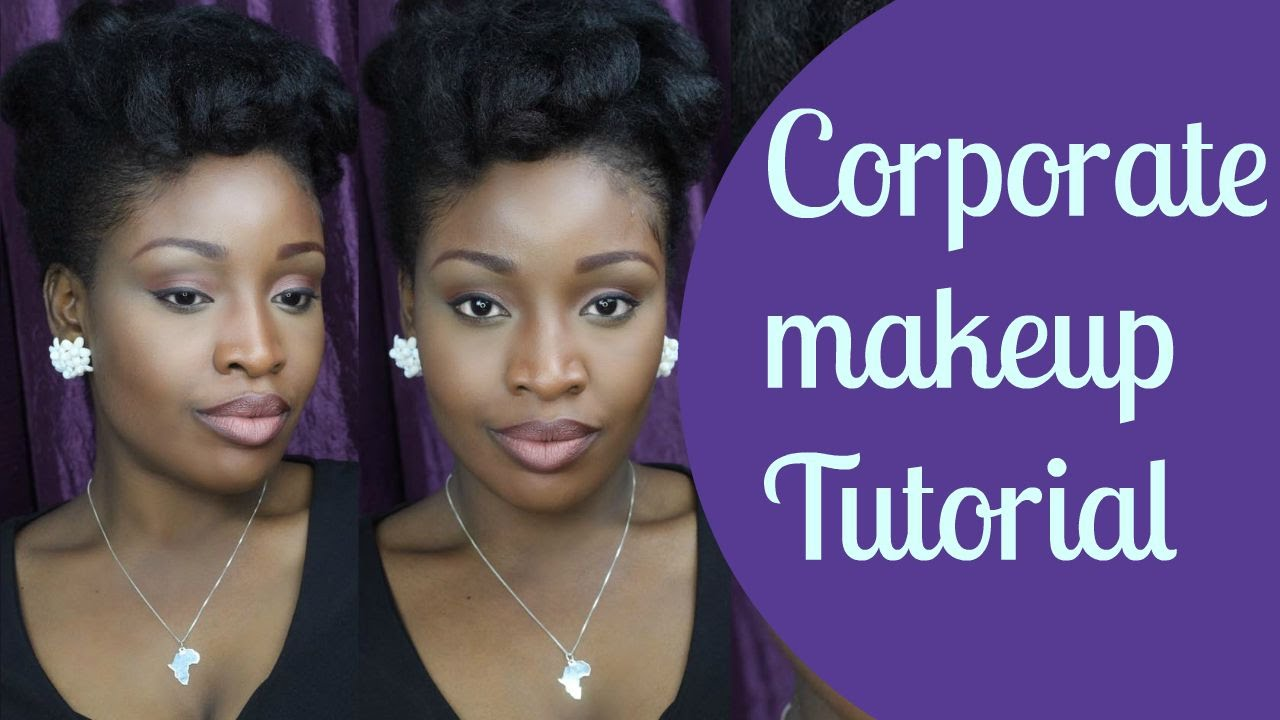 Corporate makeup look tutorial youtube corporate makeup look tutorial baditri Choice Image