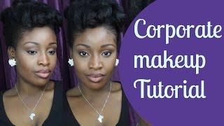 Corporate makeup look Tutorial