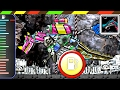 REPAIR DINO ROBOT CERATOSAURUS: 4 Color Modes | FULL GAME PLAY - 1080 HD | DCTE VN