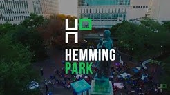 The History of Hemming Park