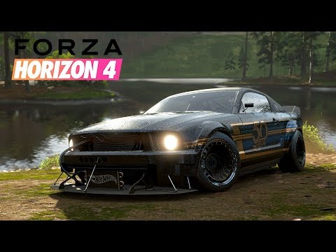 FORZA HORIZON 4 JE GAGNE UNE VOITURE... SPECIALE thumbnail