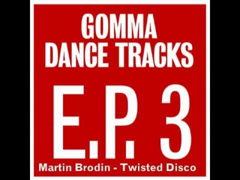 Martin Brodin - Twisted Disco