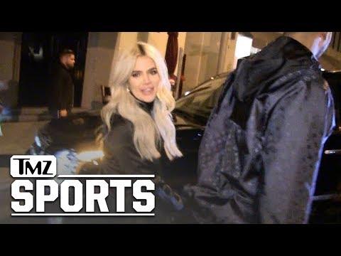 Khloe Kardashian 'Obviously' Cavs Good Luck Charm to Break Losing Streak
