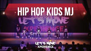 hip hop kids mj let s move xperience