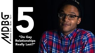Modern Day Black Gay: Do Gay Relationships Really Last?