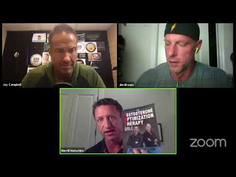 Jay Campbell & Jim Brown Interview Dr Merrill Matschke from YouTube · Duration:  1 hour 17 minutes 7 seconds