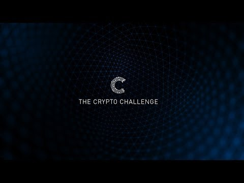 The Crypto Challenge - Day 8  - 1 Down, 25 To Go!