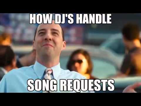 How DJ's Handle Song Requests