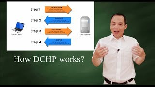 How DHCP works?