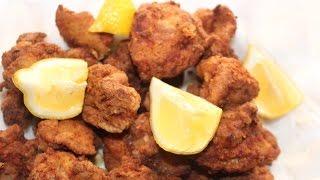 Fried chicken bites (chicharron de pollo) | Recipes from a small kitchen