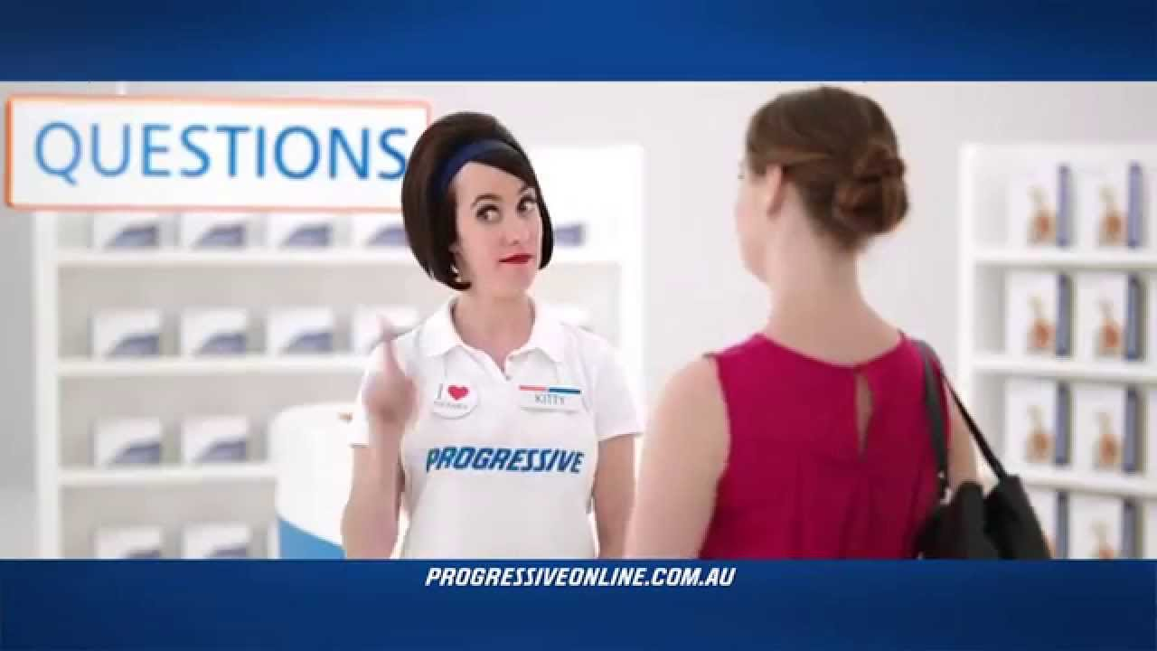 Progressive Car Insurance Actress Australia