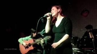 "Lila Von Grau / ""Мой маленький оркестр"" / 02.04.2015 / Nürnberg / Клубнычка"