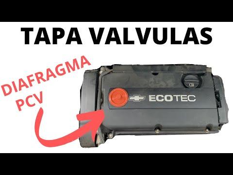 Tapa De Valvulas Y Diafragma PCV Chevrolet Ecotec