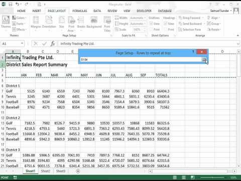 how to work with columns in word 2010