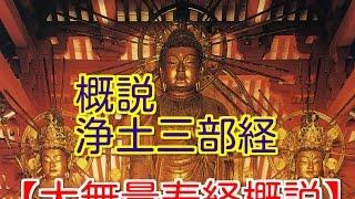 【わかる大無量寿経】浄土三部経を概説