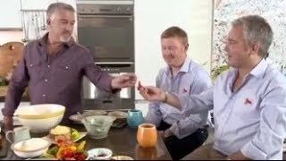 Paul Hollywood Pies And Puds with Clifton Chilli Club Chilli Beef Cornbread Pie Episode 17