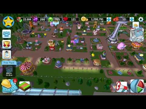 Rollercoaster tycoon touch how to increase satisfaction