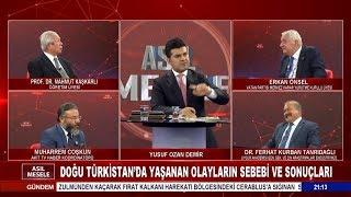 Doğu Türkistan'da yaşanan olayların sebebi ve sonuçları  21.11.2019
