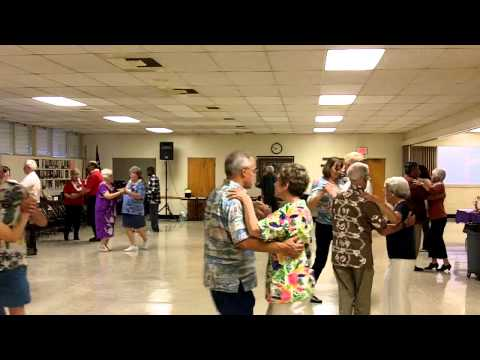 Round Dance Waltz - Could I Have This Dance