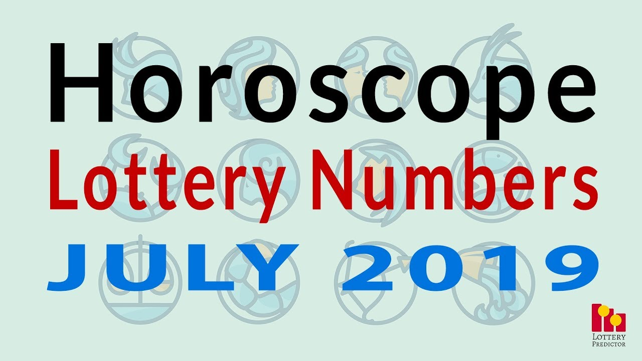 Horoscope Pick 3 And Pick 4 Lottery Numbers July 2019