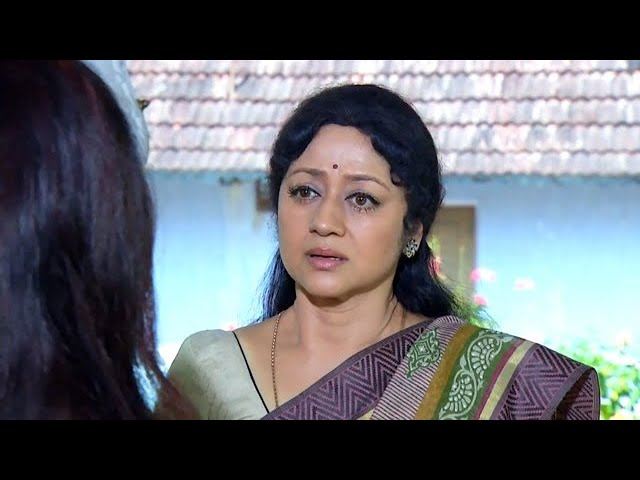 Ammuvinte Amma l Heart touching words of Anupama l Mazhavil Manorama