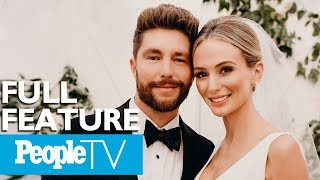 Inside Chris Lane & Lauren Bushnell's Nashville Wedding | PeopleTV