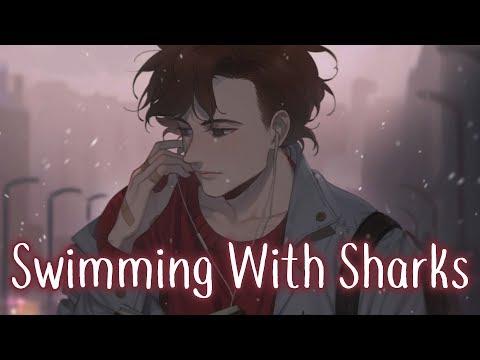 Nightcore - Swimming With Sharks || Lyrics