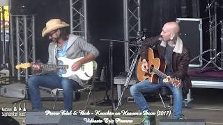 PIERRE EDEL & BOB - KNOCKIN ON HEAVEN'S DOOR MODAVE (SEPTEMBER FEST 2017)
