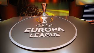 🔴 LIVE! Europa League DRAW REACTION! /w Reusko