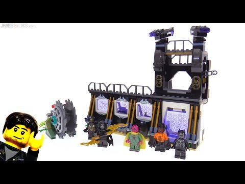 LEGO Avengers Infinity War Corvus Glaive Thresher Attack review! 76103