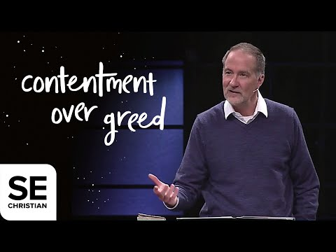 Get Over Yourself: Contentment Over Greed
