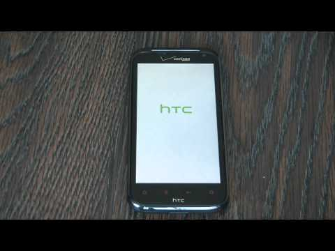 How To Restore An HTC Rezound Smartphone To Factory Settings