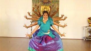 Sridevi Nrithyalaya - Bharatanatyam Dance -Jathiswaram