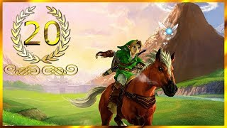 Gambar cover The Legend of Zelda: Ocarina of Time (Documentary) | 20th Anniversary Retrospective