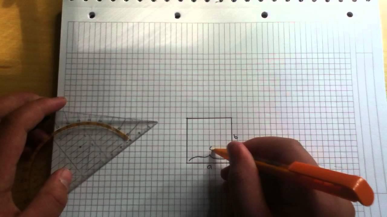 Schrägbilder zeichnen - geometrische Körper zeichnen - YouTube