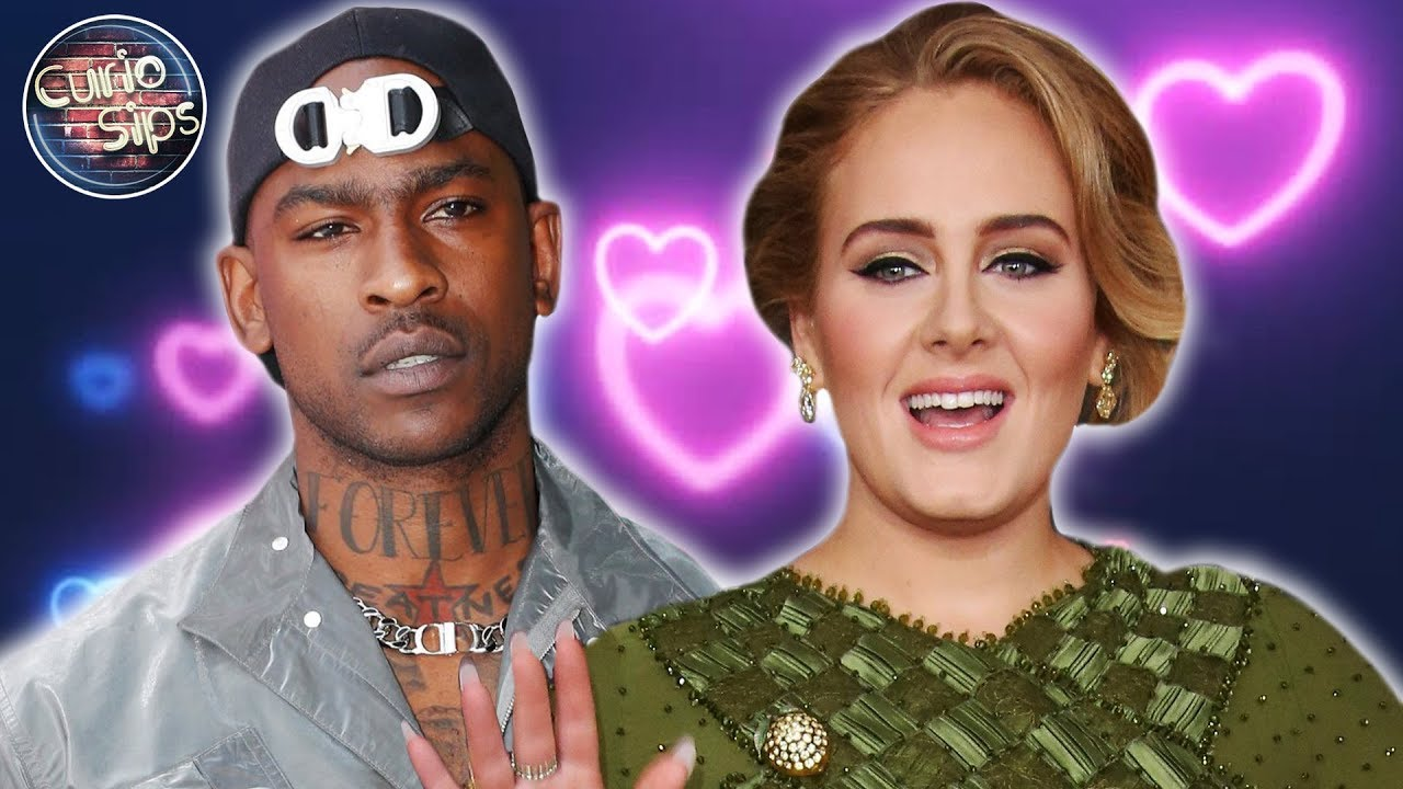 Adele Has A NEW Boyfriend?!