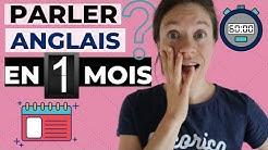 PARLER ANGLAIS EN 1 MOIS : Votre programme précis pour apprendre les bases de l'anglais en 30 jours