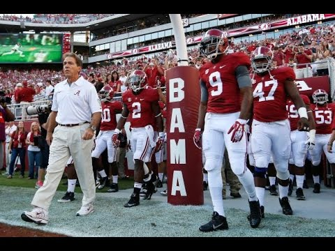 "Alabama Football 2016-17 Pump-Up || ""We"