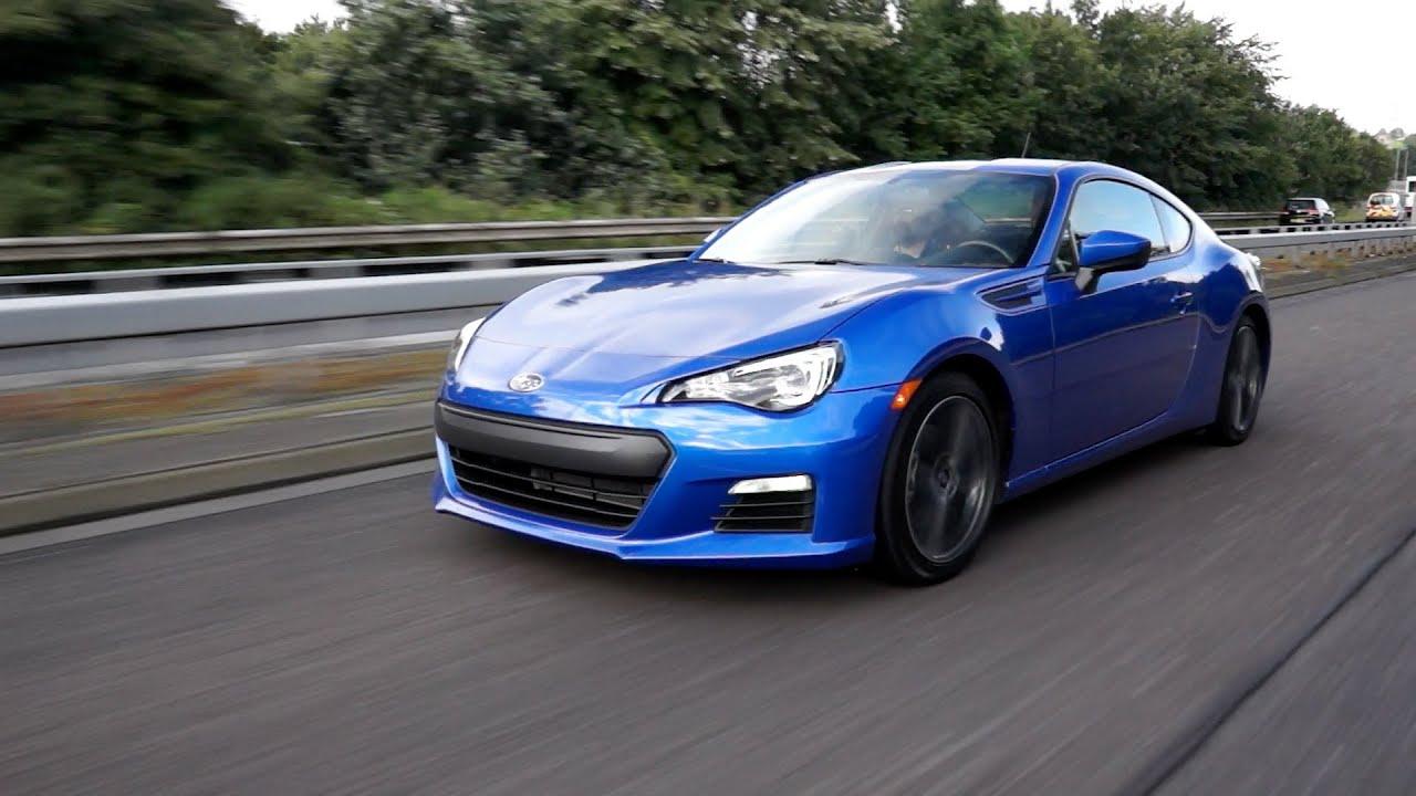 Driving Sports TV - 2013 Subaru BRZ Drifting Across ...