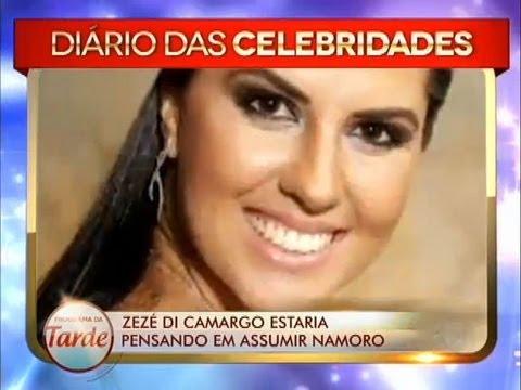 Conheça A Nova Namorada De Zezé Di Camargo