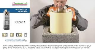 Tani Komin - Instrukcja montażu
