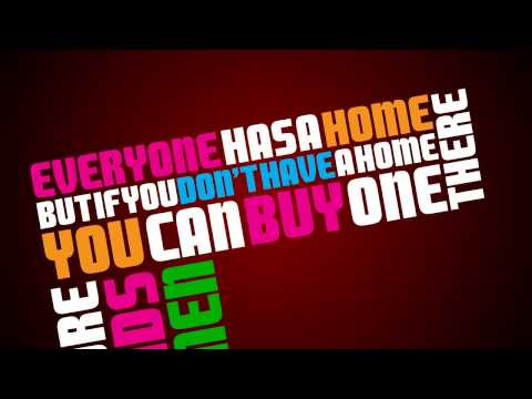 Ikea by Jonathan Coulton (Kinetic Typography)