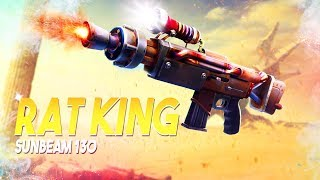 *NEW THICC* RAT KING WEAPON REVIEW | 130 Sunbeam | Fortnite Save The World