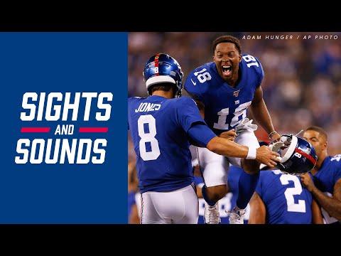 Daniel Jones shines again   Giants vs. Bears preseason Highlights