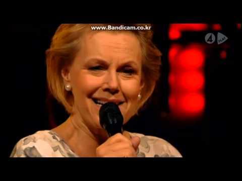 Arja Saijonmaa - Jag vill tacka livet (Live @ Nyhetsmorgon)