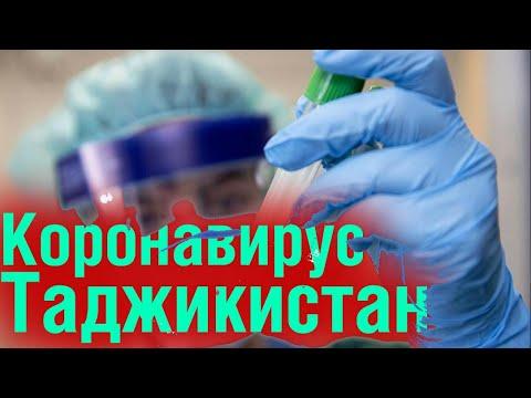 Коронавирус в Таджикистане. Массовое заражение