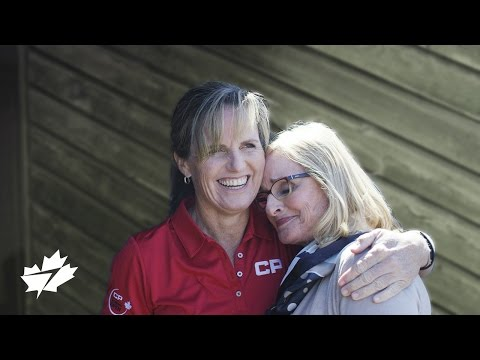 Journey to the LPGA: #LoveMom | WestJet and Canadian Pacific