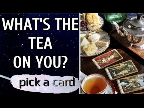 Download PICK A CARD|WHAT'S THE TEA ON YOU?☕️🍵