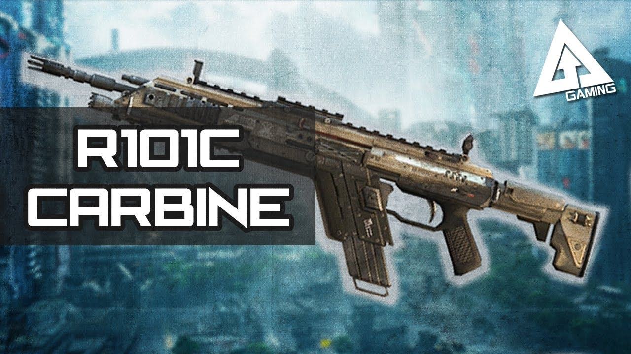 titanfall xbox one weapons r101c carbine gameplay youtube